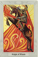 Knight tarot